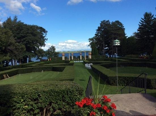 Geneva on the Lake : View from the Terrace