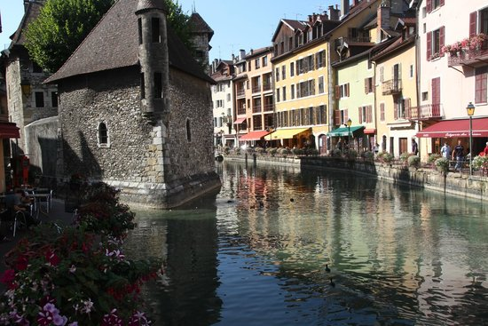 Lake Annecy Picture Of B B Hotel Annecy Argonay Tripadvisor