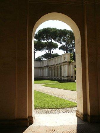 Museo Nazionale Etrusco di Villa Giulia : Villa Giulia