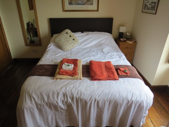 Kirkby Malzeard, UK: Room 1 bedroom