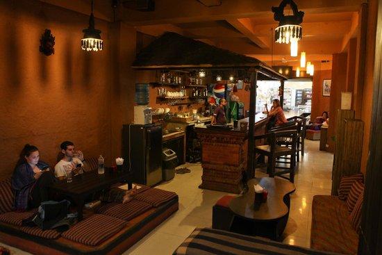 Dabali Thamel Pvt Ltd: Dining Area