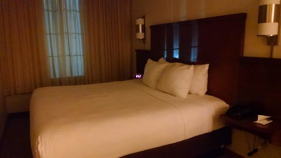Hyatt Place Milford/New Haven : Comfy bed