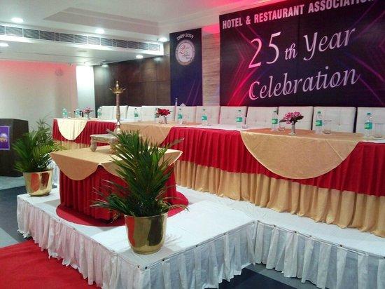 Hotel The Taj Vilas: BANQUET HALL