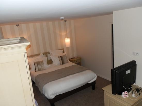 Hotel d'Angleterre: zimmer 203