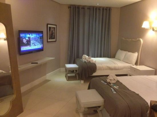 Hotel Lorenza: room