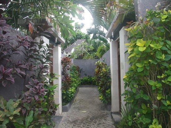 Villa Bali Zen Kerobokan: l'accès aux Villas