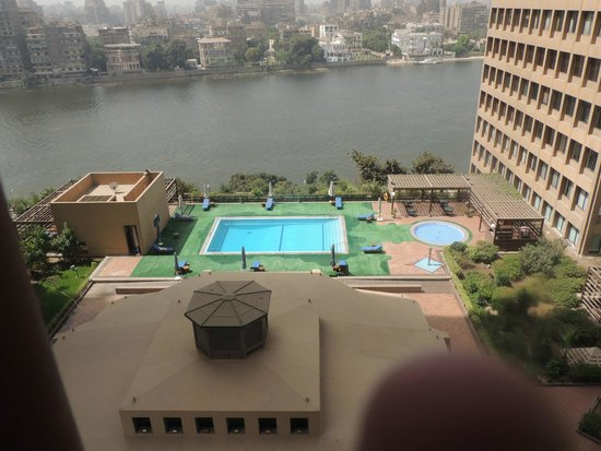 Hilton Cairo World Trade Center Residences: Hilton Cairo World Trade Center Residence