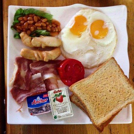 Traffic Inn: Breakfast Set