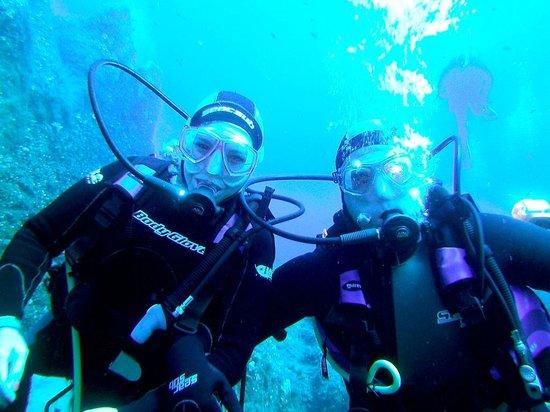 Areamare Diving Center: Souvenir