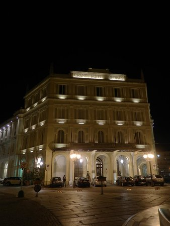 Grand Hotel Nuove Terme: Hotel front