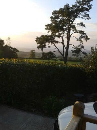 Netherleigh Bed and Breakfast : View