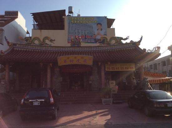 Zhen'antang Feihu General Temple : 是非訪問すべき場所です