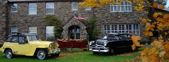 Fern Hall Inn Bed And Breakfast