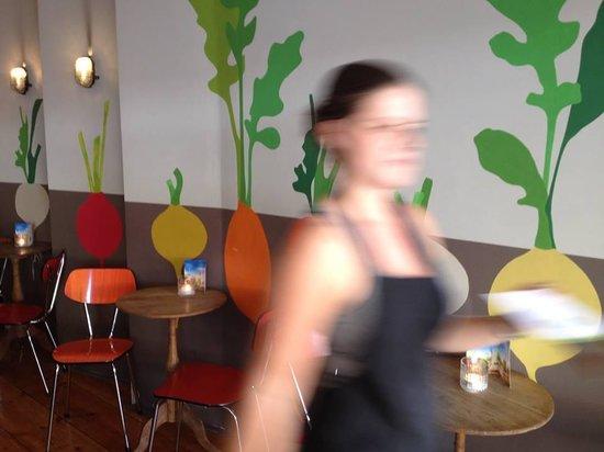 De keuken van Thijs: Knolletjes op de wand