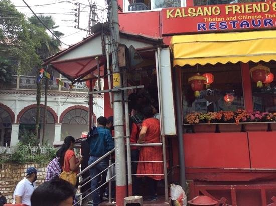 Kalsang: heavy rush shows its huge popularity