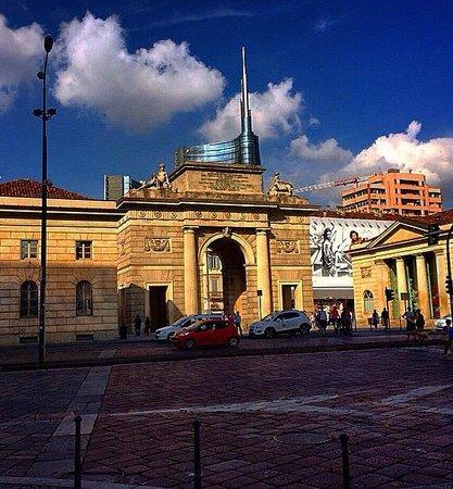 Milano da Vedere : Milano: Porta Garibaldi
