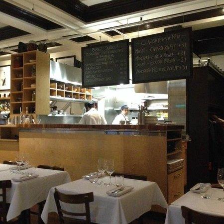 Vegetarian plate photo de le clocher penche restaurant for Cuisine ouverte tard