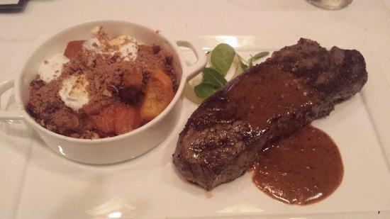 Yachtsman Steakhouse: Delicious