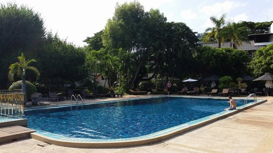 Sunshine Garden Resort: Pool view 2