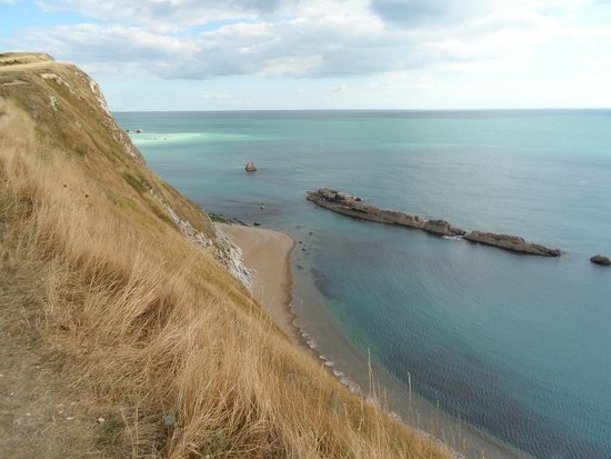 Lulworth Cove and Durdle Door: This is England!