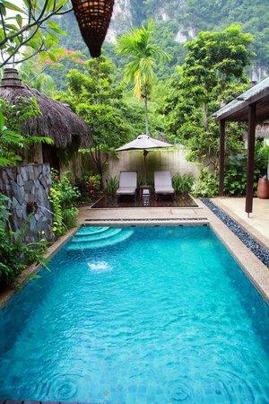 Private pool in villa picture of the banjaran hotsprings retreat ipoh tripadvisor for Private swimming pools long island