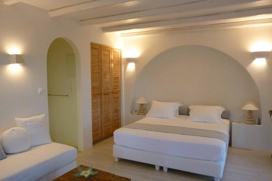 Villa Marandi Luxury Suites: Cycladic Junior Suite