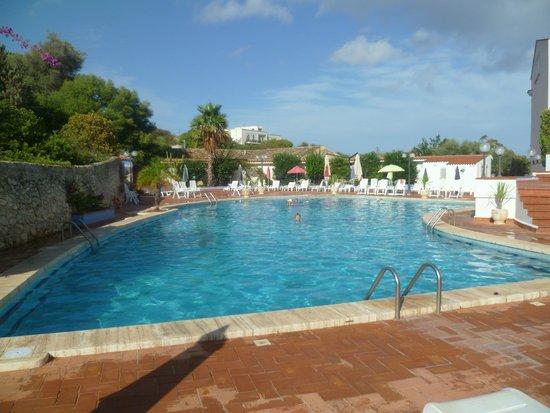 Grand Hotel Villa Politi: grande piscine