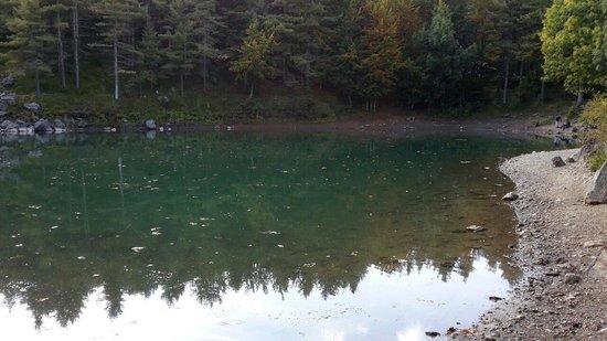 Locanda delle Lame: Lago in Ottobre