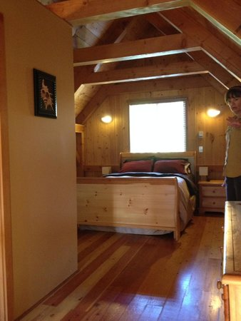 The Cabins at Terrace Beach : nice loft
