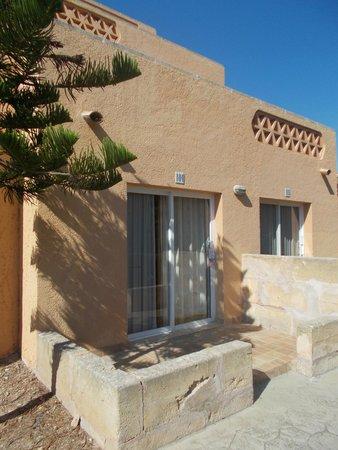 Club Santa Ponsa : Front of our Apartment 104