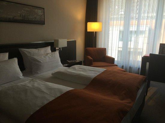 Atlantic Hotel Lubeck : Room