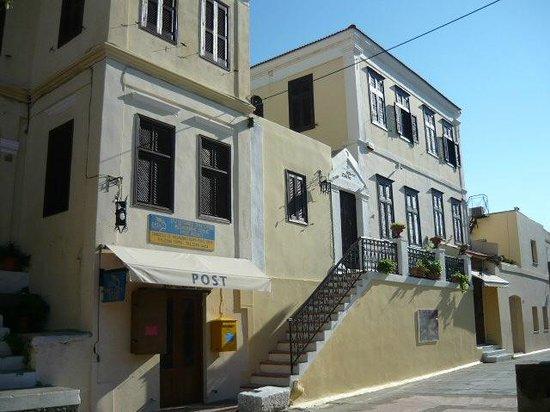Nikos Takis Fashion Hotel: devant de l hotel