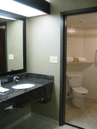 Drury Inn & Suites Atlanta Morrow: Bathroom