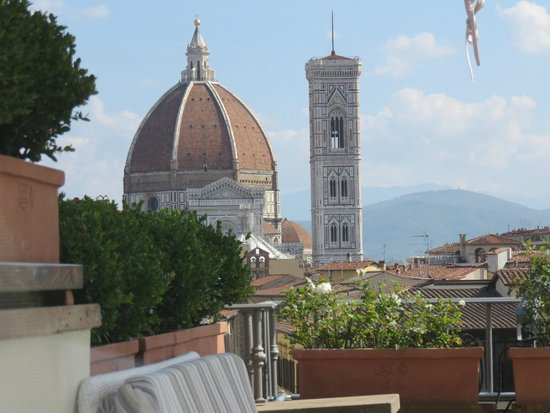 Grand Hotel Minerva: Brunelleschi's Cupola and Giotto's Belltower