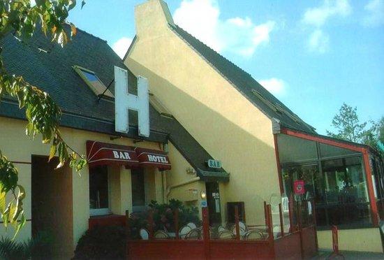 Hotel Le Goas Plat