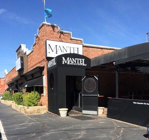 Mantel Wine Bar & Bistro: Mantel