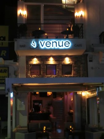 Venue Cafe