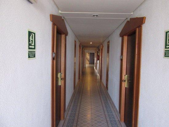 Ola Hotel El Vistamar: The spotless clean hotel