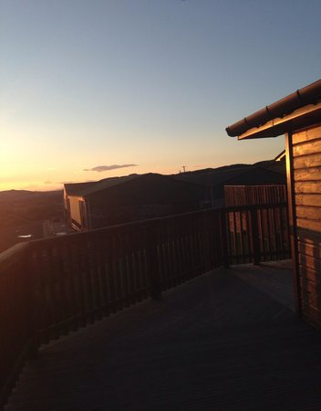 Balmeadowside Country Lodges and Cottages: Sunsets