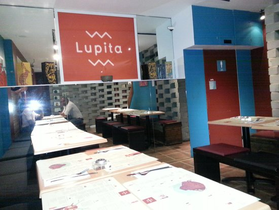 Lupita Mexican Restaurant: Lupita Downstairs