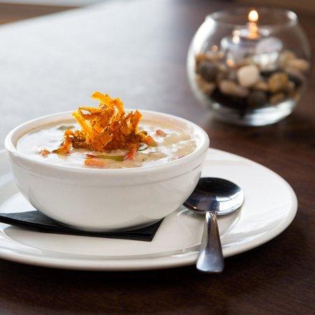 Cow Cafe : Award Winning Seafood Chowder