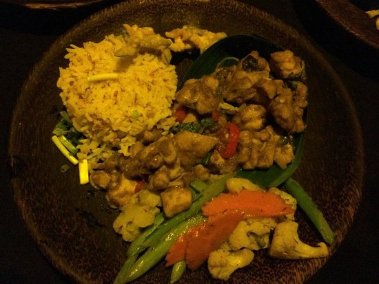 Tangram Garden: Food