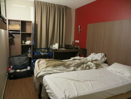 Arena Hotel : Room