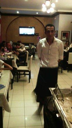 Restaurant l 39 arabesque sidi bou said restaurant avis for Sidi bou said restaurant