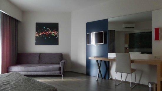 Avena Resort & Spa Hotel: our room