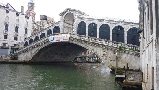 Pensione Guerrato: Rialto Bridge