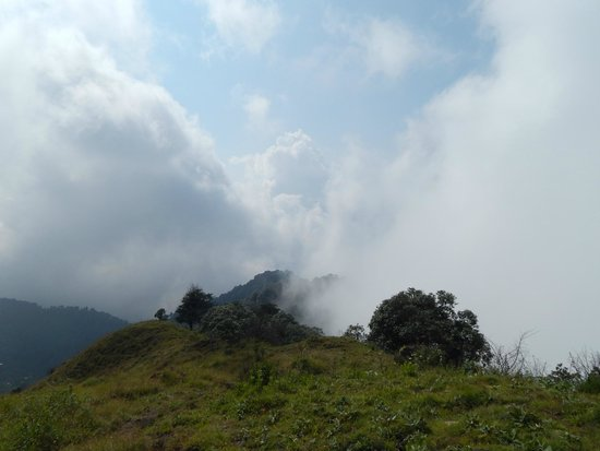 Jwala Devi Temple: View from the top