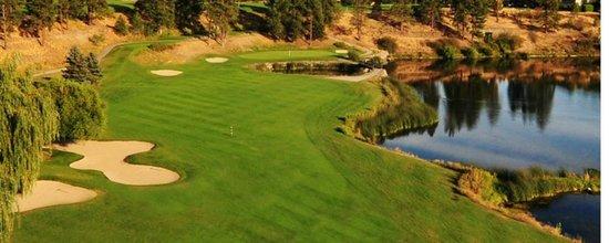 Shannon Lake Golf Club : Hole #17