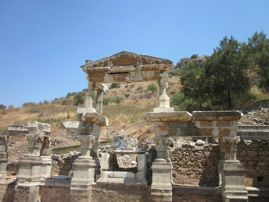 Ruins - Picture of Ancient City of Ephesus, Selcuk ...