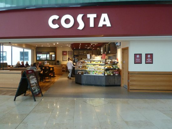 Costa Coffee Blackpool Victoria Hospital Whinney Heys Rd